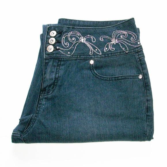 Cato Denim - 🌸 New! Cato | Women's Flare Leg Jeans - Size 12